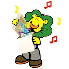 imagem Pacote Infantil 1A ( Fracionado ) com 50 Músicas Infantis Para Ivideokê POP 200 / POP 300 / MINI 8162 / PRO 750 / PRO 850 / PRO 950