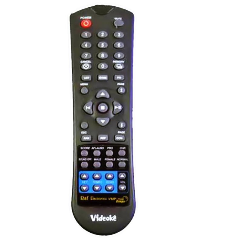 imagem Controle Remoto para Videokê Vmp 7000/7500. ( REMANUFATURADO)